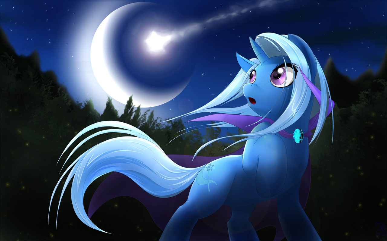 trixie_and_falling_star_by_malifikyse-d7