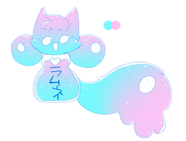Ramune Reference Sheet by feather4ever