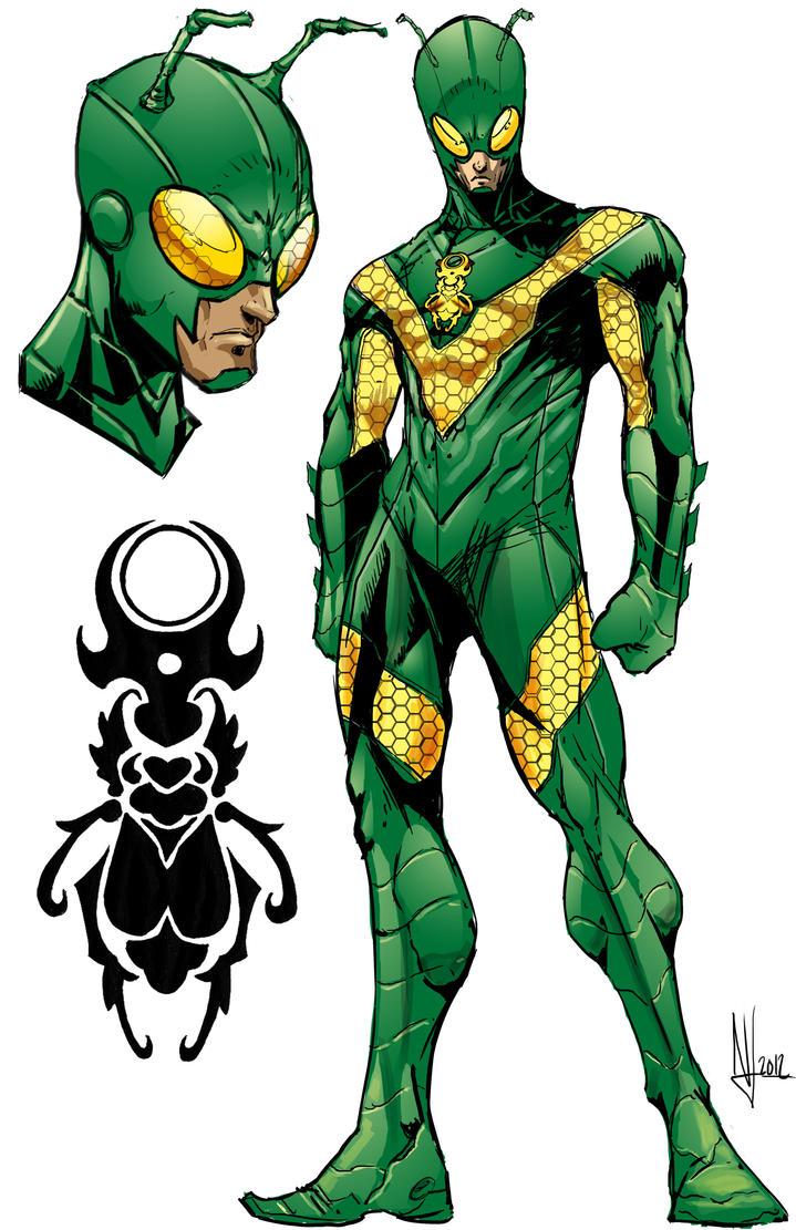 Bug (comics) - Wikipedia