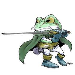Frog by Kurasato