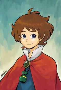 Oliver [Ni no Kuni]