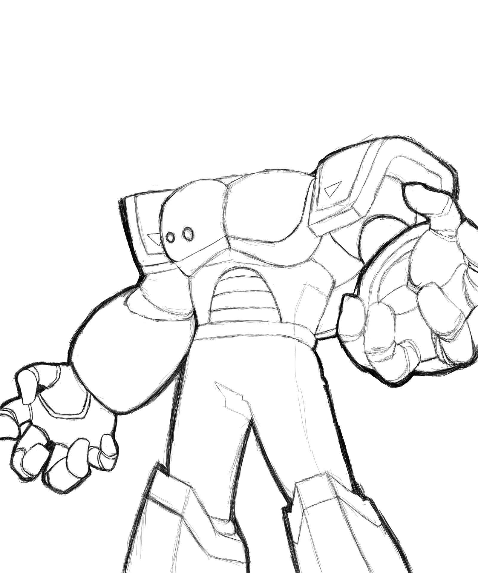 guess who! by Megamanzero12