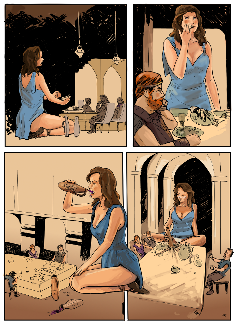 free giantess comics