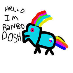 Ranbo Dosh ses hello by kingtiger666