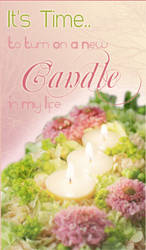 New Candle by ShaRBiL