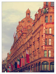 Harrods by ShaRBiL