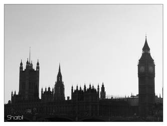 The Big Ben by ShaRBiL