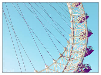 The Eye, The London Eye by ShaRBiL