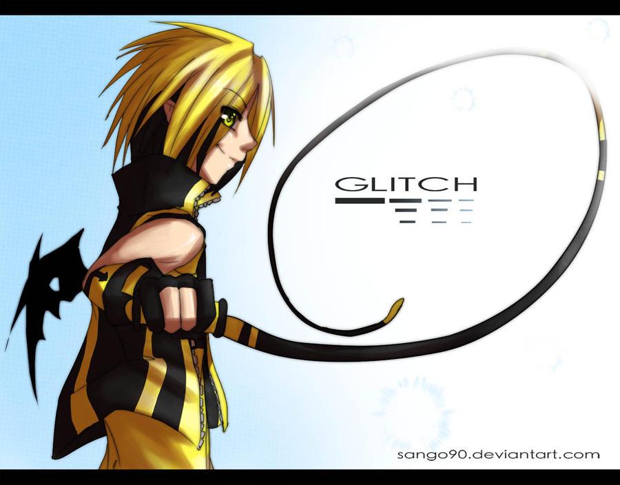 Glitchu by Sango90