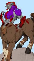 Metamorph Centaur