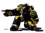 police power armor
