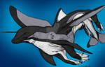 Lemurian Sea Lance War Steed
