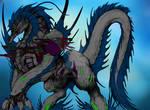 Lemurian Serpent Seahorse