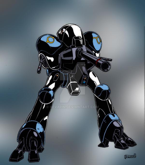 Bioroid Cannon