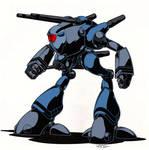 REF Tactical Battle Pod ( TBP-Z1)
