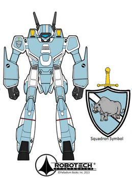 Robotech Rampage Squadron