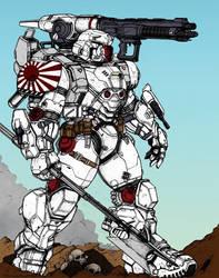 midas power armor
