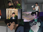 robin in young justice