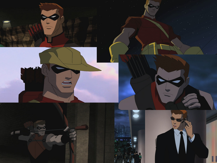 Young Justice favourites by JackFrosts1girl on DeviantArt