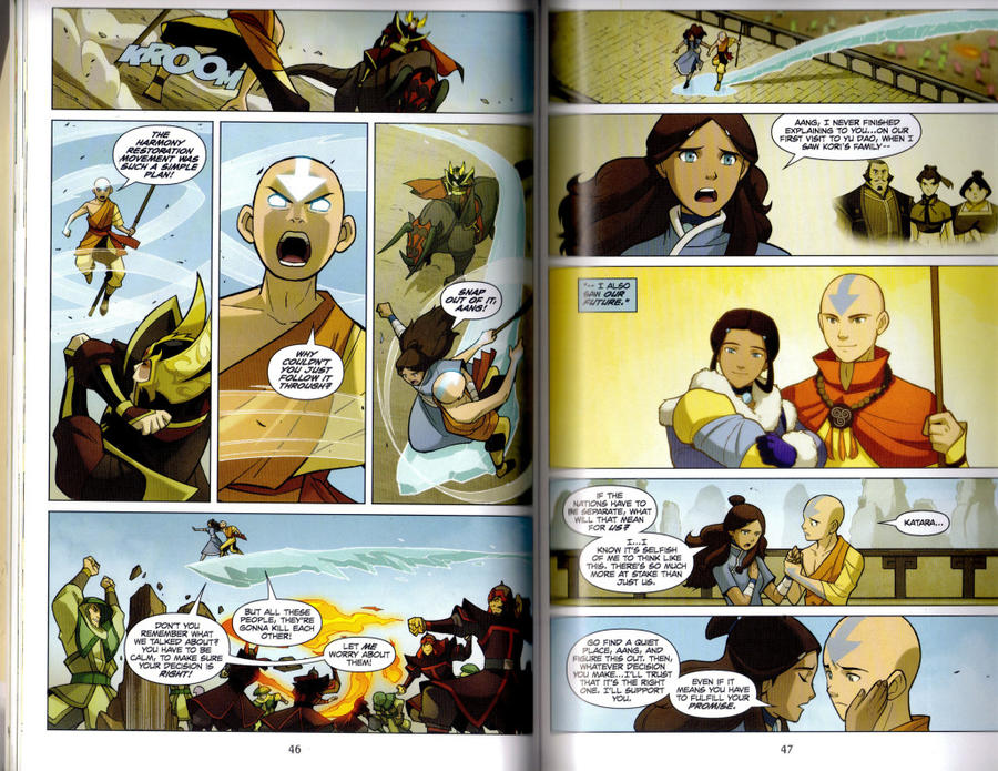 The Avatar and Divinity [Spoilers All] : TheLastAirbender