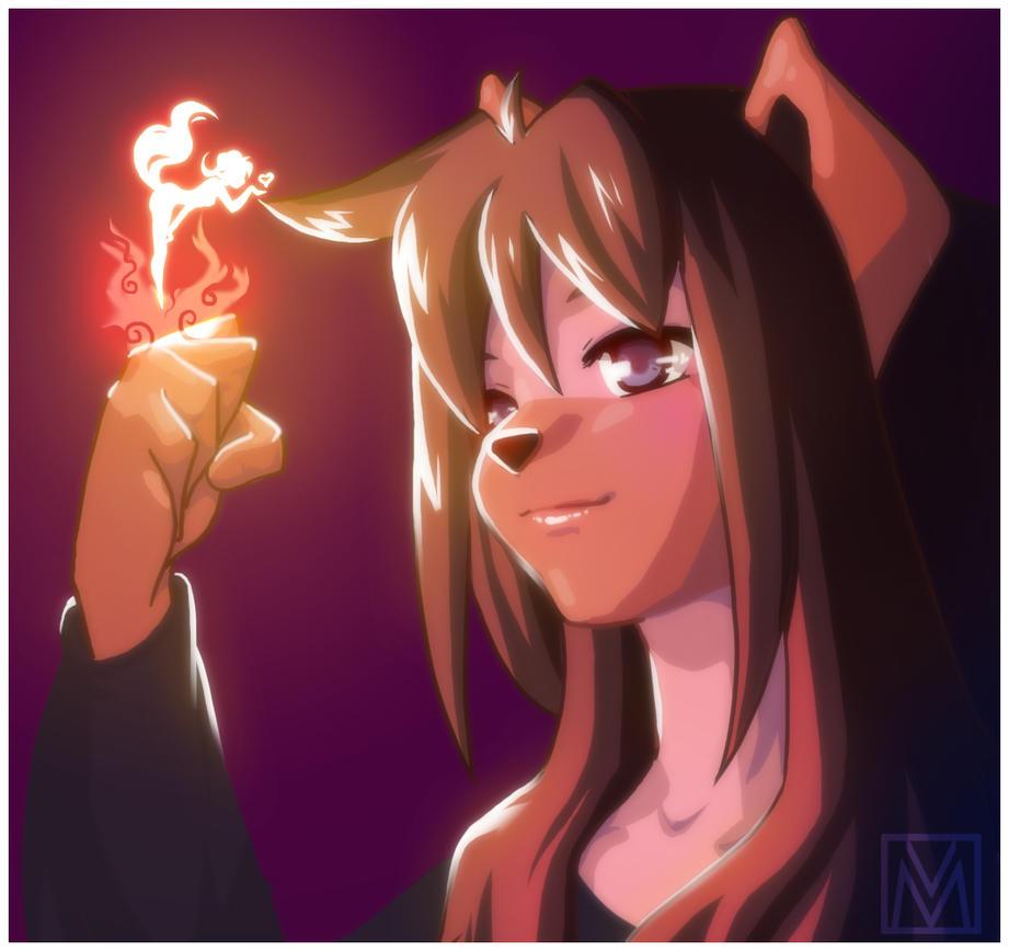 Firekitty Dance by Lapres
