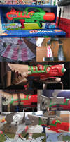 Jinx Cosplay - Making of by 2165-4561
