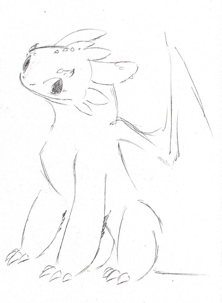 Rosa Negra sketch by Dogmaniac