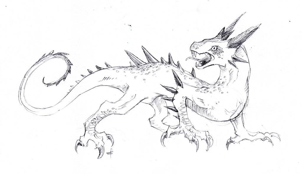 Dragon by Dogmaniac