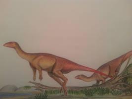 Eousdryosaurus nanohallucis by spinosaurus1