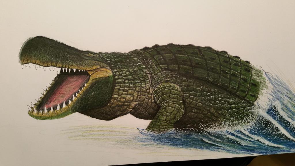 purussaurus WIP by spi...