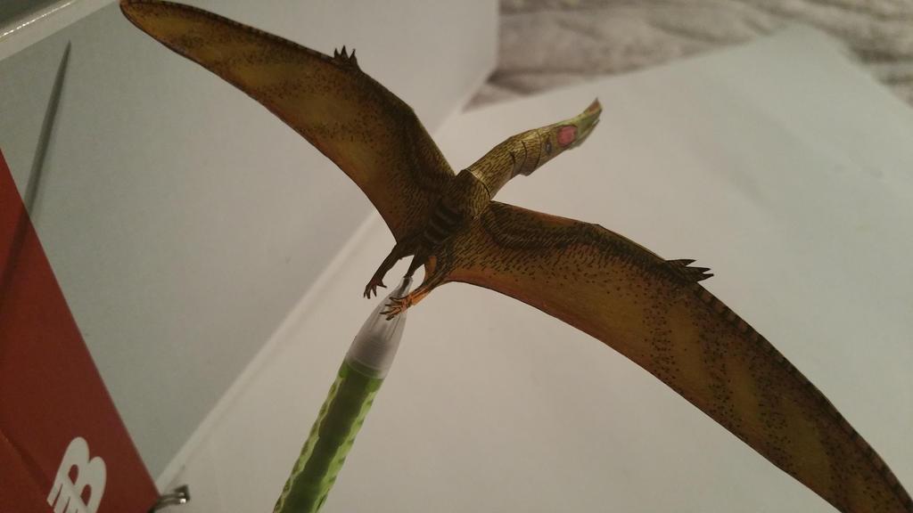 tropeognathus mesembrinus paper model 5