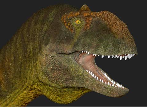 majungasaurus progress