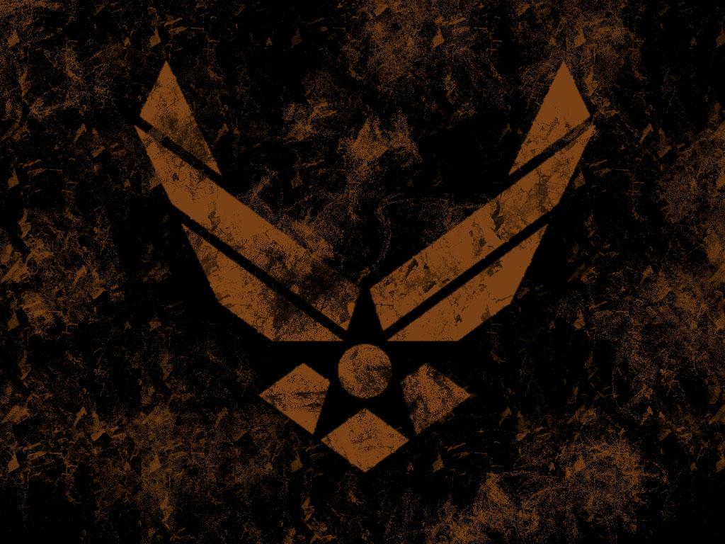 Air Force Logo - Grunge by Joeboe610
