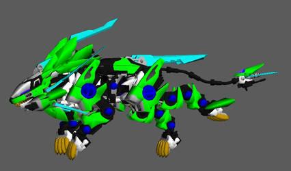Liger Zero Aeon by 3DZoid