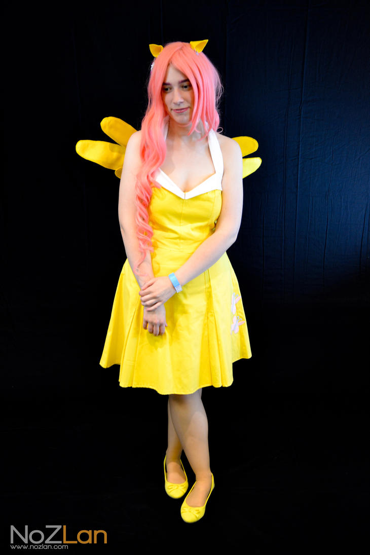 Fluttershy Cosplay by Mary chan by OrochiMary on DeviantArt