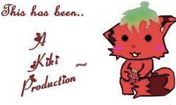Strawberry Raccoon Logo by Kimariwarui