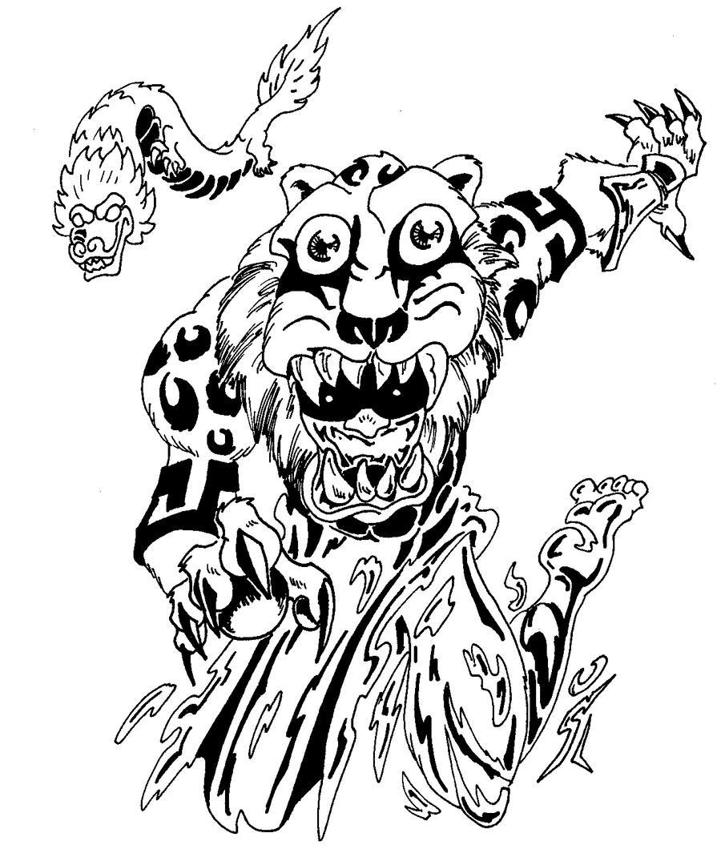 guerrero tezcantlipoca by mrpulp-presenta