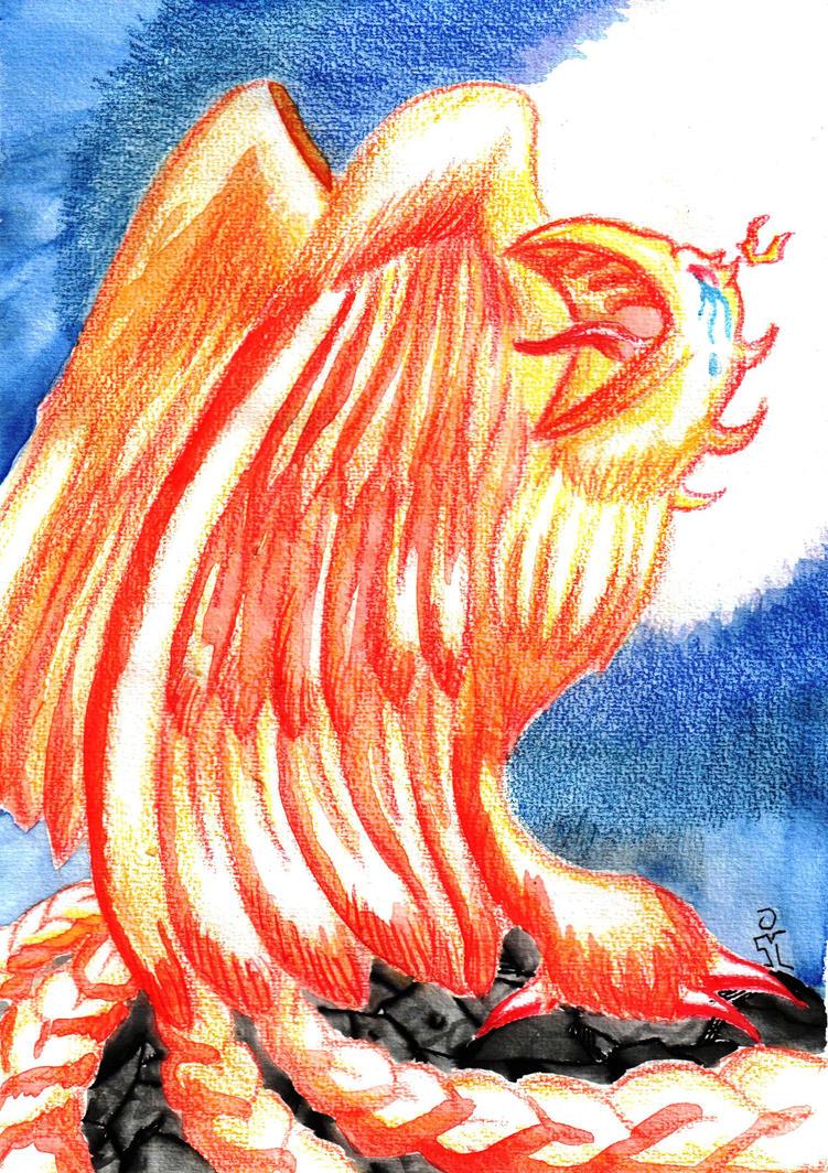 phoenix by mrpulp-presenta