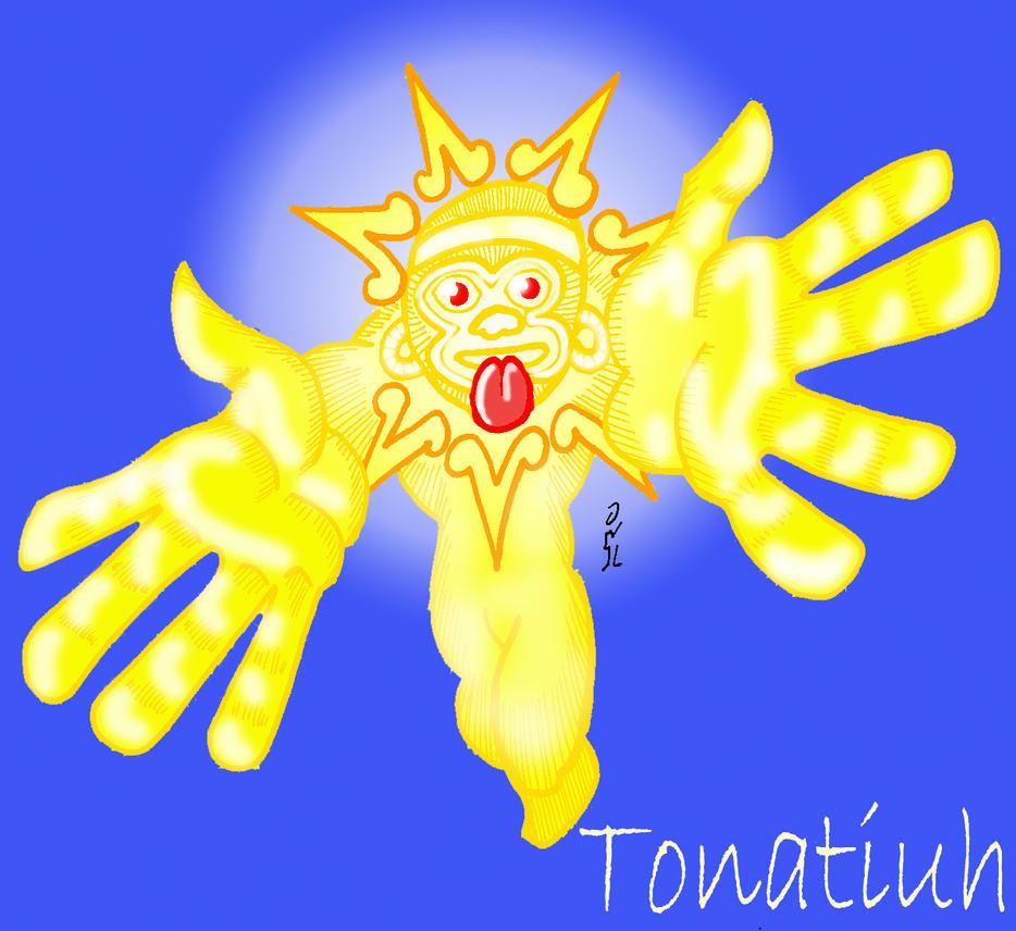 Tonatiu by mrpulp-presenta