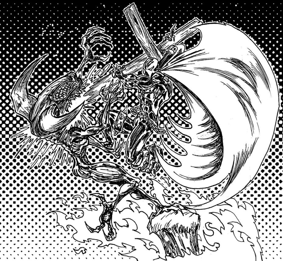 HellSpawn by mrpulp-presenta
