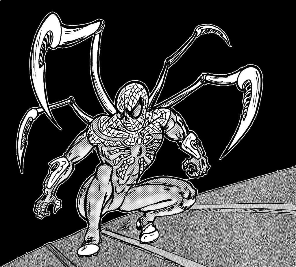 Superior SpiderMan by mrpulp-presenta