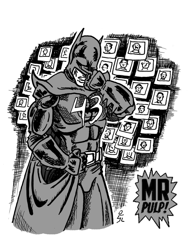 Batman 43 by mrpulp-presenta
