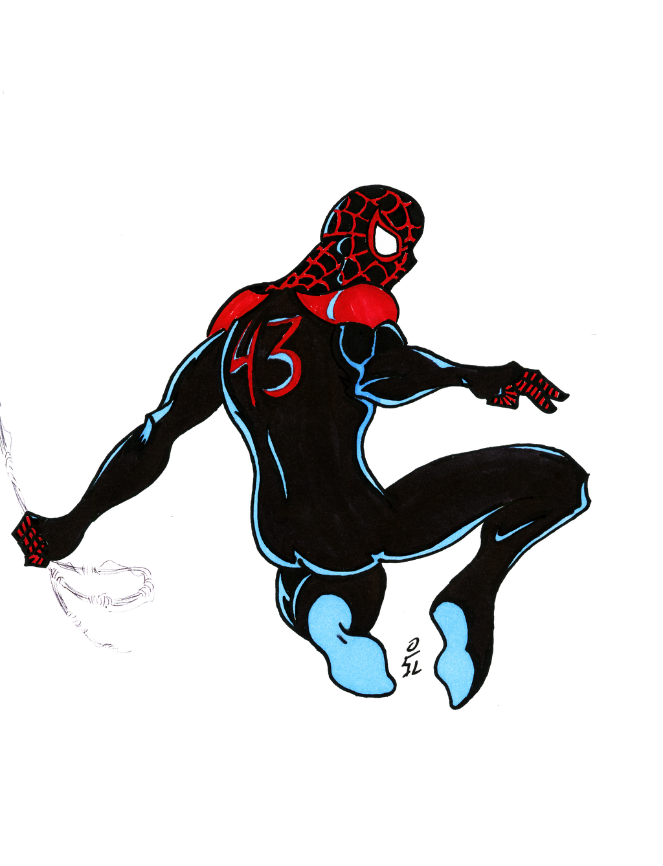 Spiderman 43 by mrpulp-presenta