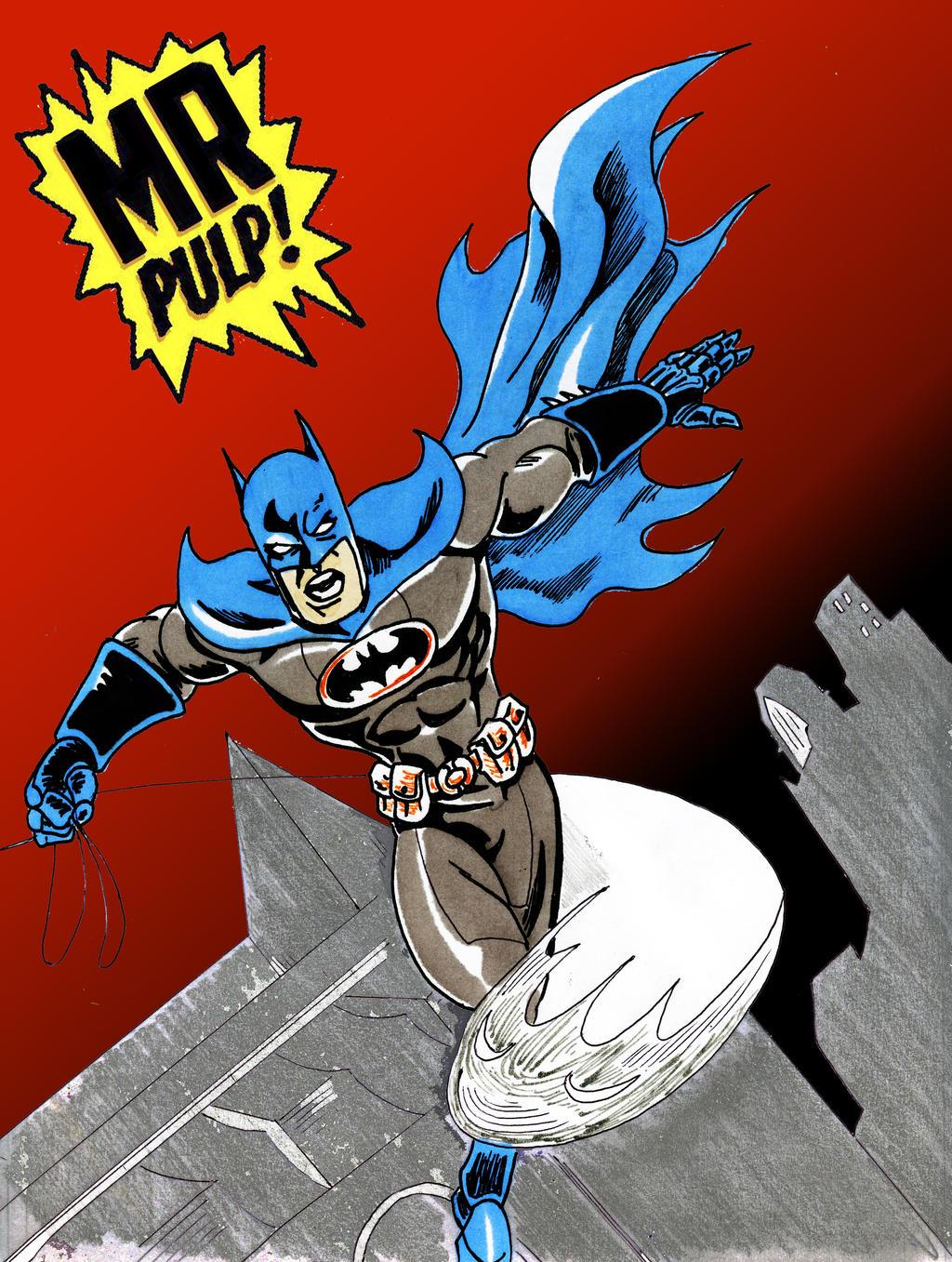 bat signal by mrpulp-presenta