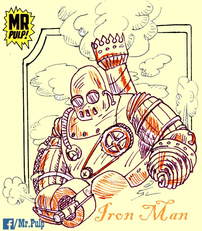 Iron steaman by mrpulp-presenta