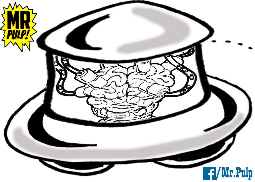 Los Cerebros de Martes by mrpulp-presenta