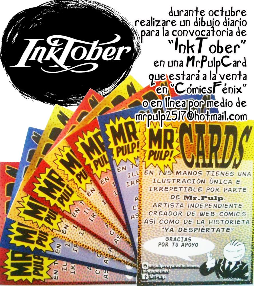 MrPulpCard Inkober by mrpulp-presenta