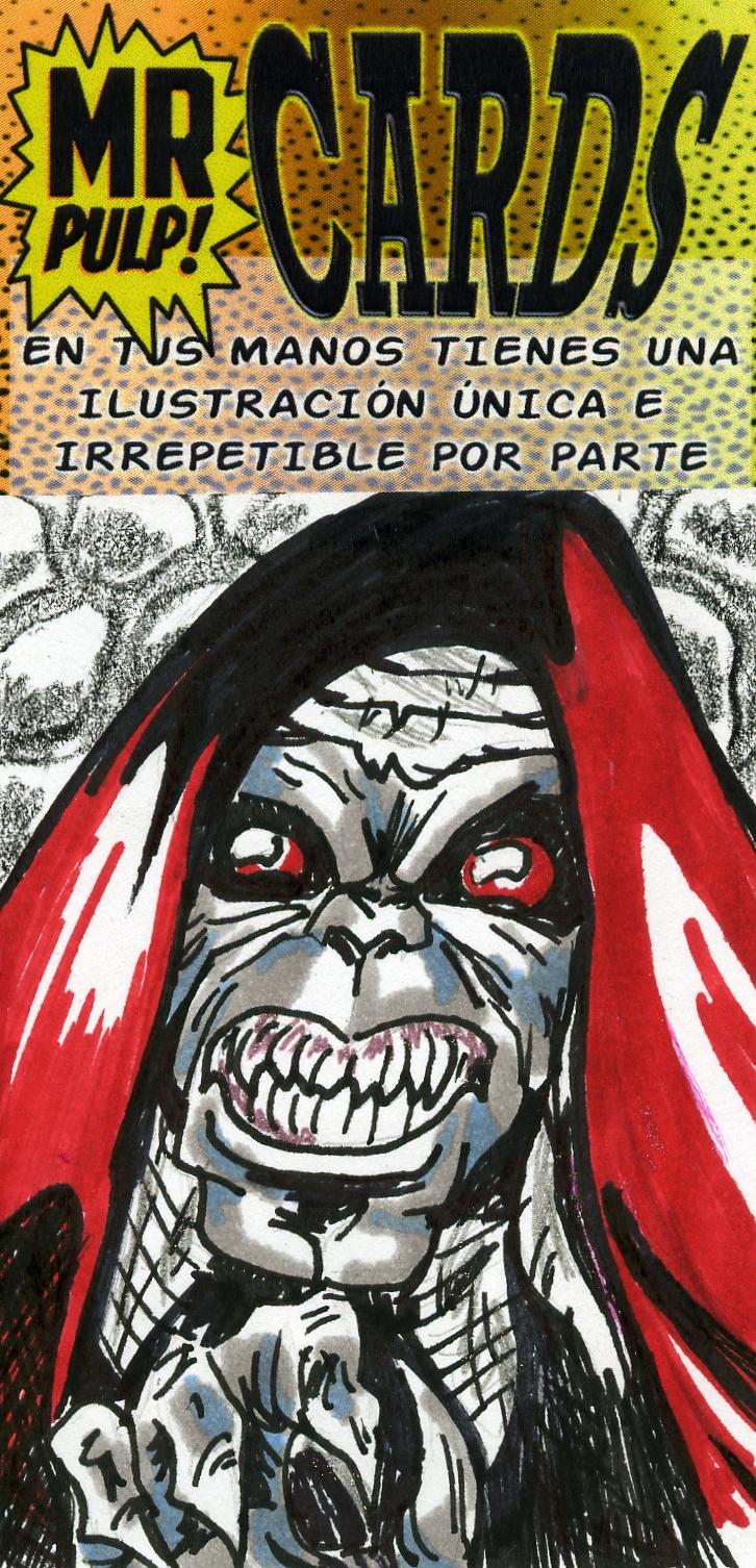 Inktober 04 by mrpulp-presenta