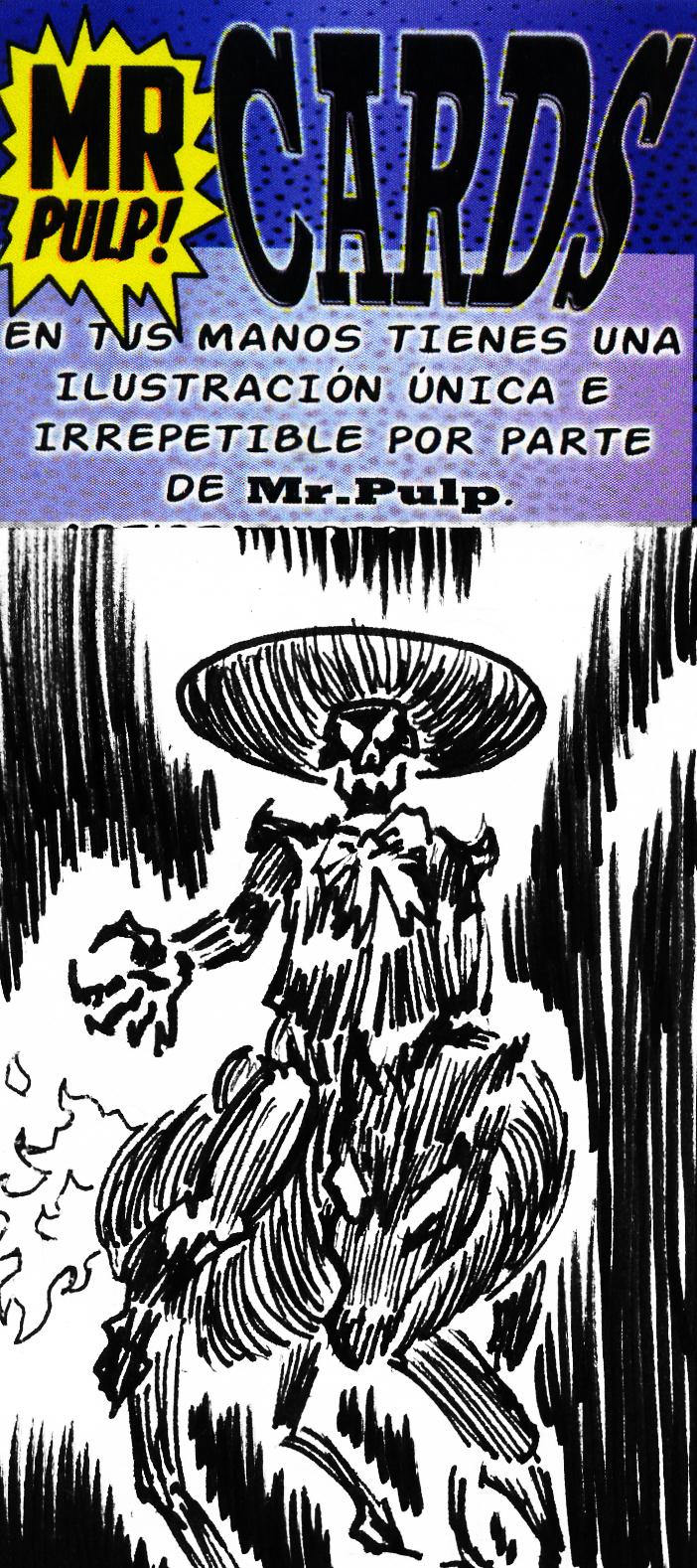 Inktober 12 by mrpulp-presenta