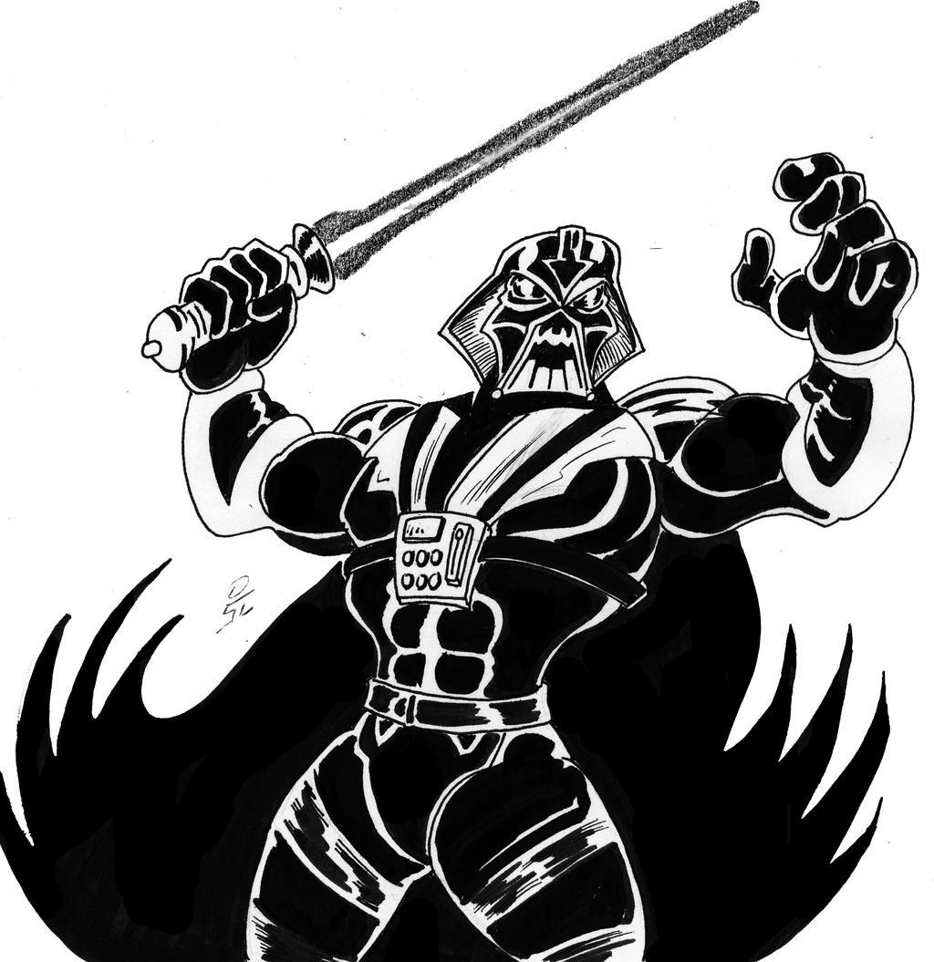 Darth Vader and Master of Universe by mrpulp-presenta